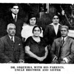 Dr Jack with his Parents, Uncle and Siblings