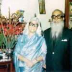 Dr Jack with his wife Lilia Goveia A Pinto